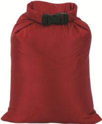 Highlander Db108 Lightweight Waterproof Roll Top Dry Bag Sack Pouch Red 1l Water Sports Accessories